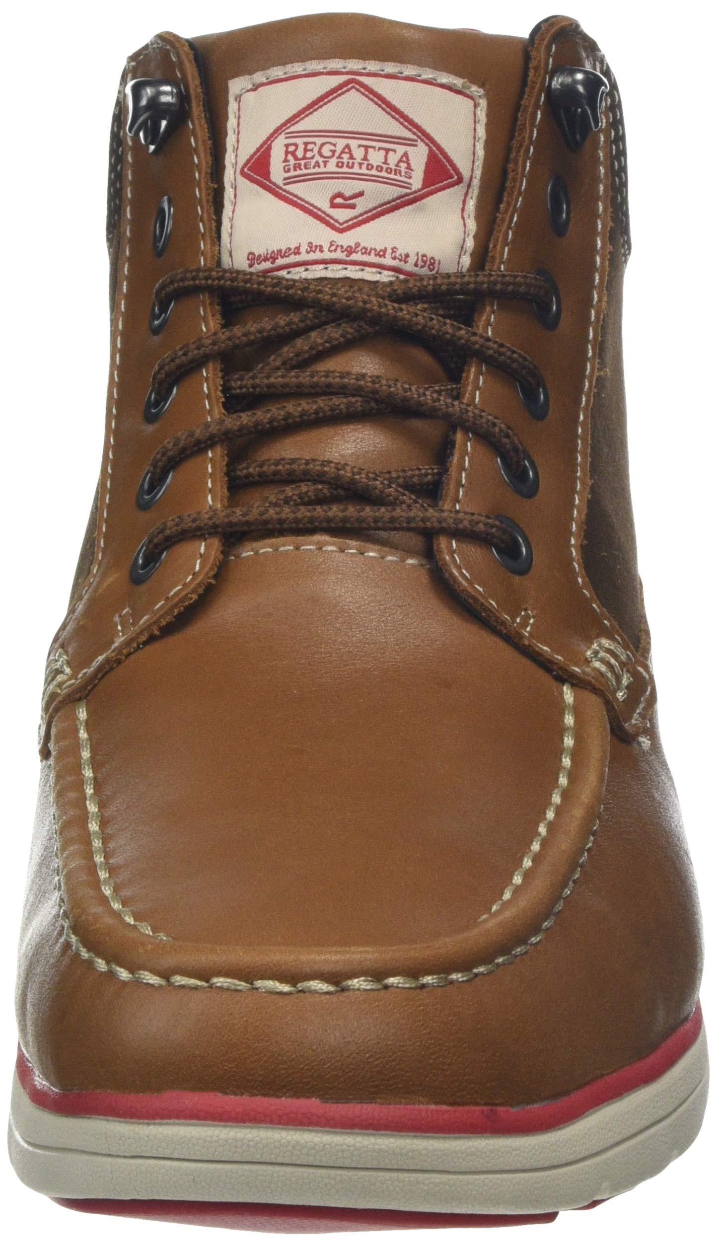 Regatta Denshaw, Men's High Rise Hiking Boots 4