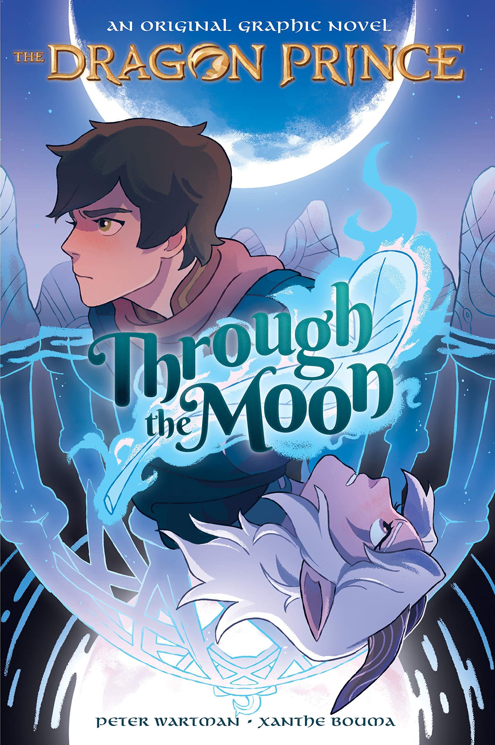 The Dragon Prince 1: Through the Moon