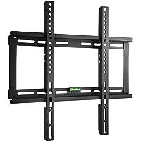 """Paladinz Support TV Mural fixe pour Ecran plat 23"""" - 55"""" (44-140cm) de Télévision LED / LCD / Plasma, VESA 400-400 mm…"""