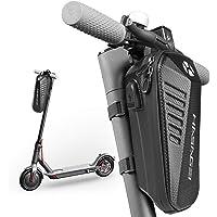 HASAGEI Scooter Tasche Lenkertaschen wasserdichte Elektroroller Kopfgriff Vorne Aufbewahrungstasche Große Kapazität…