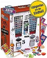 Nostalgie Adventskalender I Kalender mit früheren Süßigkeiten I Geschenkset nostaglisch werden I nostalgische...