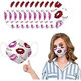 YpingLonk 5/10 pc Unisex Bufanda con Estampado Lindo para Adultos - Moda Universal Suave 5 𝓬𝓪𝓹𝓪 Bufanda Linda para la Esc