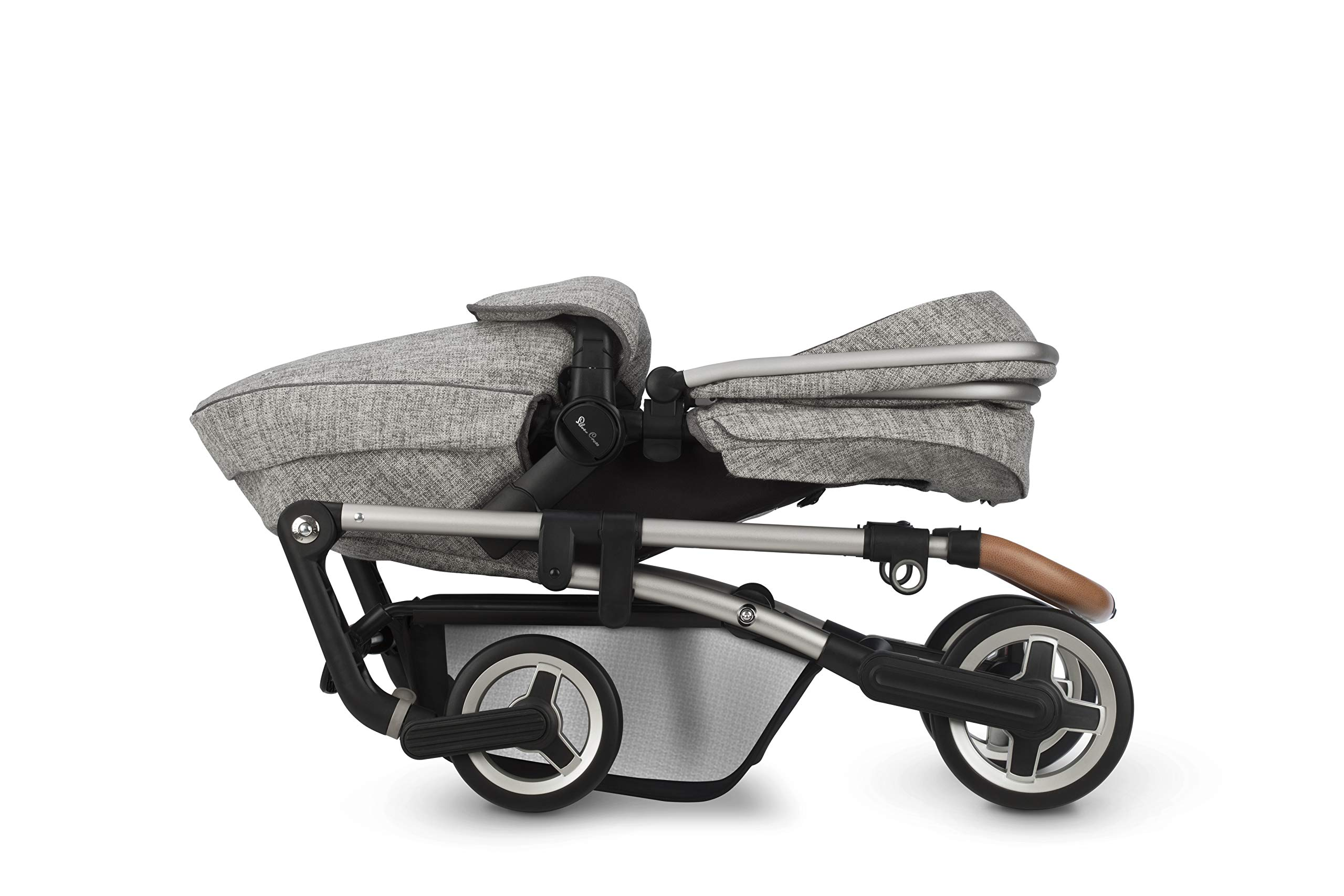 Silver Cross Wayfarer Camden Silver Cross Complete pram system that includes everything you need from birth to toddler Includes a lie-flat carrycot for your new born that is suitable for overnight sleeping Compact, lightweight and convenient, hardwearing and durable 7