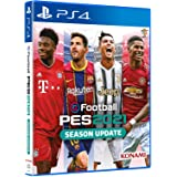 Konami eFotboll PES2021 säsongsuppdatering, PS4