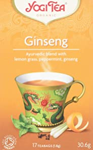 Yogi Tea Ginseng (17 Teabags)