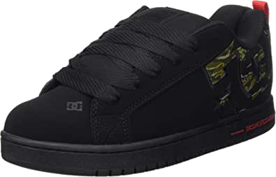 DC Shoes Court Graffik Se, Scarpe da Skateboard Uomo
