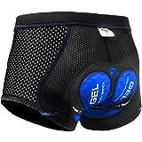 X-TIGER wielersport heren 5D gel gewatteerde boxer ademend ondergoed wielersport shorts fiets