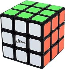 Cubo Rubik 3x3 - High-Cube - Cubo di Rubik SpeedCube - Cubo Veloce - Bello e Professionale - Speedcube - Da competizione - Magic Cube - 6 Colori accesi -  Puzzle cubo 3D