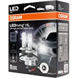 OSRAM 67210CW LEDriving HL Gen2, ≜H7, LED High/Low Beam Lamps, Off-Road only, Non ECE, Folding Carton Box (2 Units…