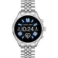Michael Kors Gen 5 Lexington Smartwatch connectée avec Wear OS de Google et Haut Parleur, GPS, Rythme Cardiaque et…