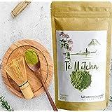 Te Matcha Japonés en Polvo Grado Premium 200gr (200 dosis) - Te Matcha - Matcha - Matcha Tea - Te Verde Matcha - Matcha Polvo