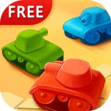 Blitz 3D Toy Tank Battle Free