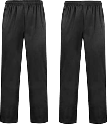Proluxe Twin Pack Professional Chef Trouser - Unisex Modern Fit - Ideal for Daily use