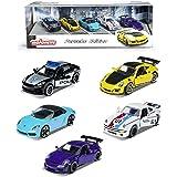 Porsche 5 Pieces Giftpack, Majorette; 212053171