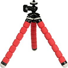 Zaptin Flexible Tripod with iPhone and Smartphone Holder