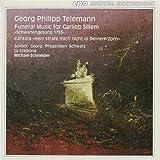 Georg Philipp Telemann : Funeral Music for Garlieb Sillem
