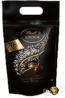 Lindt Lindor Extra Dunkel Schokoladenkugeln 70 % Kakao – ca. 80 Kugeln, 1er Pack (1 x 1kg)
