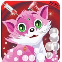 Tierpflege-Salon Spiele für Mädchen