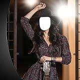 Top Model Mädchen Foto Montage