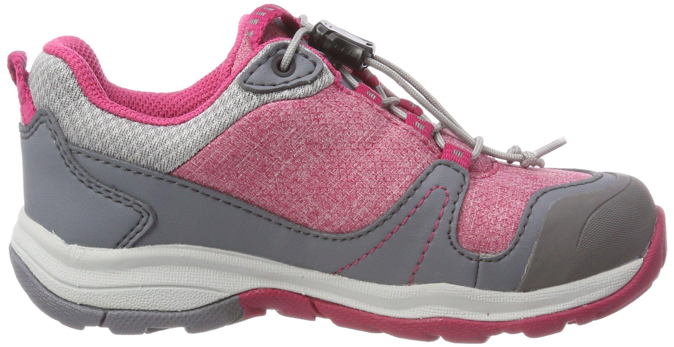 Jack Wolfskin Girls Grivla Texapore Low G Wasserdicht Rise Hiking Shoes 6
