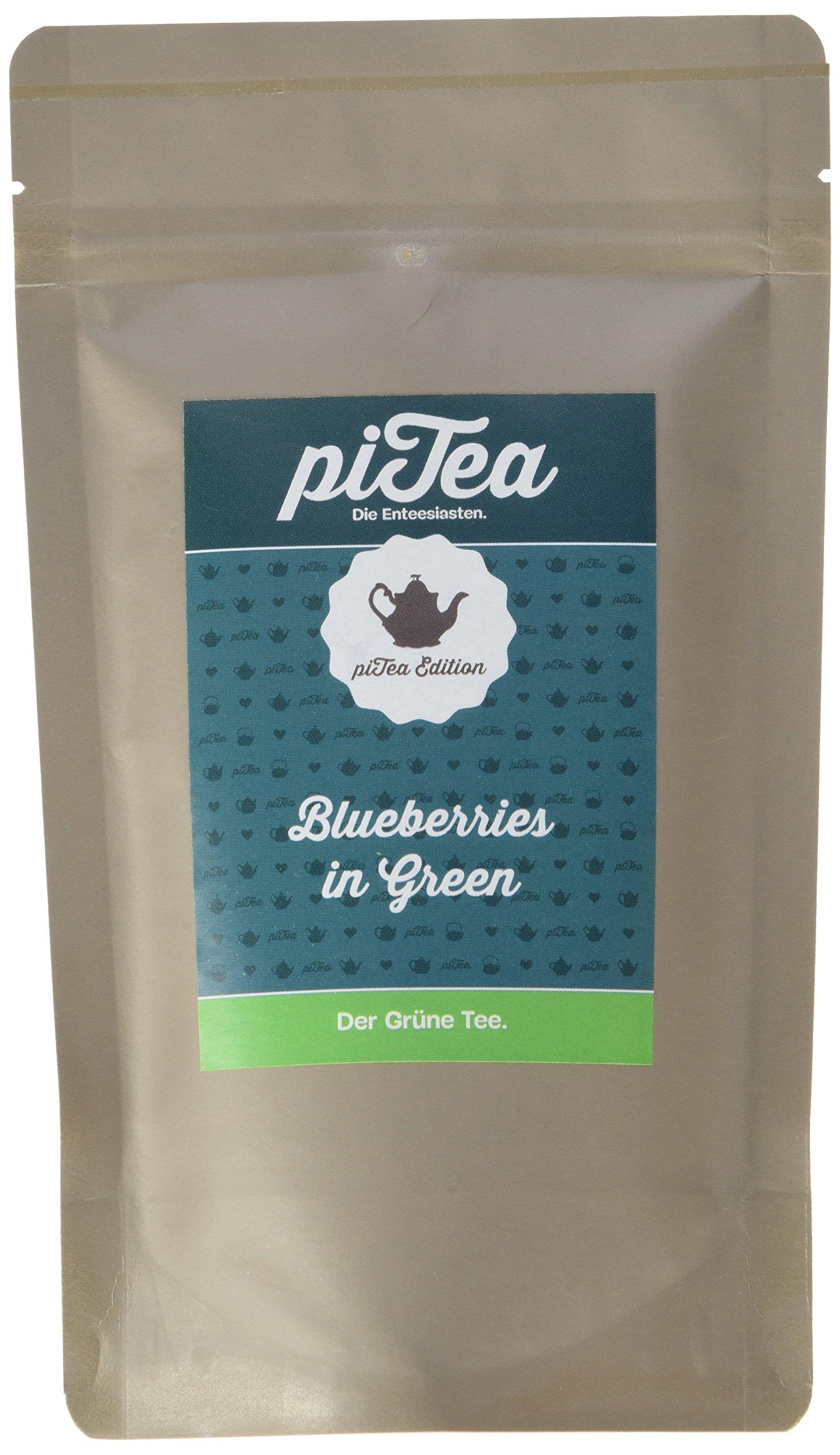 Pi-Tea-Blueberries-in-Green-Tte-Grner-Tee-natrlich-und-vegan-2er-Pack-2-x-75-g