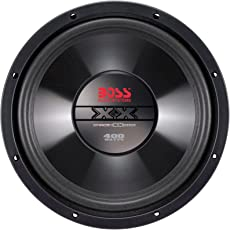 BOSS AUDIO CX8 Chaos Extreme 8 inch Single Voice Coil (4 Ohm) 400-watt Subwoofer