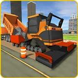 Constructeur de routes City Construction Tycoon: Simulateur de construction de route pour pelle lourde 2018