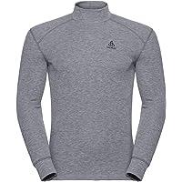 Odlo Originals Warm T-Shirt chaud col droit manches longues Homme