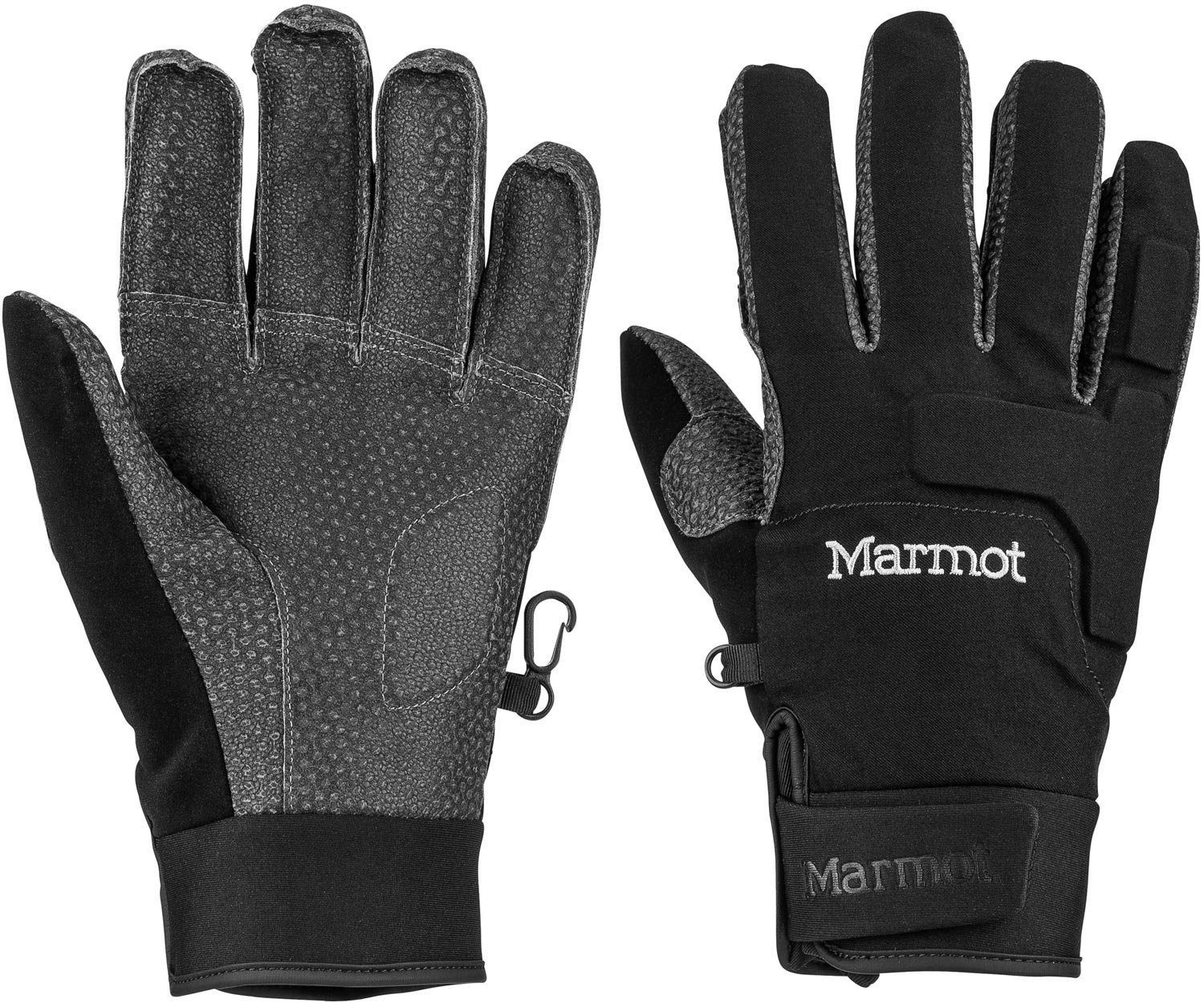 81nDNJi WSL - Marmot XT Gloves, Men, Waterproof & Breathable - great for skiing, biking and climbing