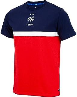 Collezione ufficiale della squadra di calcio francese Equipe De France De Football Ragazzo FFF Antoine Griezmann T-shirt
