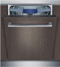 Siemens SN658X01ME Geschirrspüler Vollintegriert/A+ / 299 kWh/Jahr / 2660 L/jahr / Dosier-Assistent; Wärmetäuscher; dreiteliges Filtersystem; TimeLight