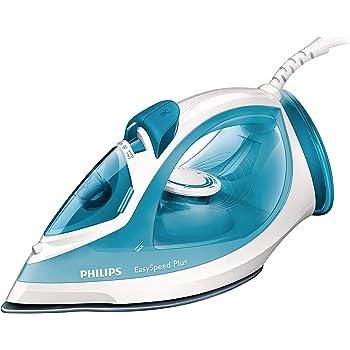 Philips EasySpeed Plus GC2040 2100-Watt Steam Iron (Blue)