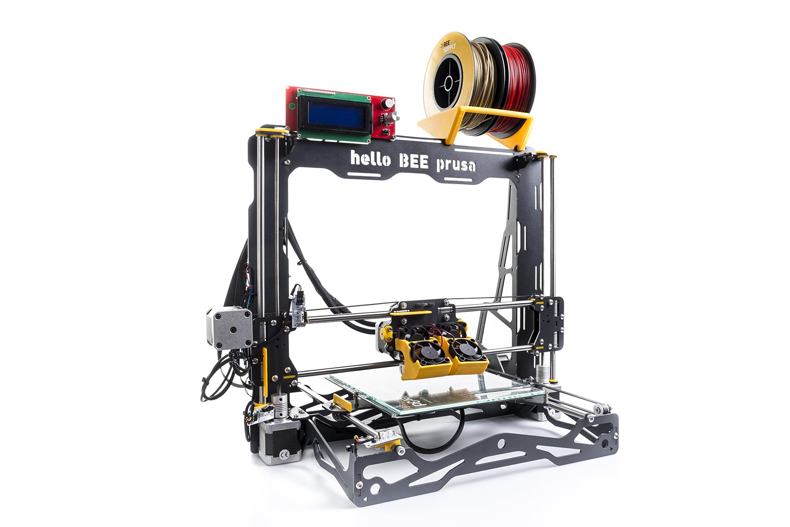 BEEVERYCREATIVE AAA011210 helloBEEprusa (EU) Impresora 3D DIY Kit