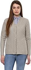 Modeve Women's Cardigan/Sweater for Winter