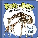 Melissa & Doug Poke-A-Dot - Wild Animal Families
