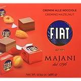 Majani - Dado Fiat Noir 48 cremini noir - 1 confezione