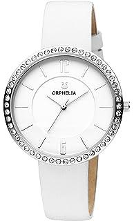 Armbanduhr Damen Uhr AnzeigeQuarz Carlo Für Monti Mit Analog Und AjL3R54qSc