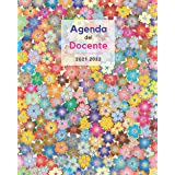 Agenda del Docente - 2021 2022: Copertina originale #7 - Agenda Settimanale - Registro di Classe - Pratico Formato (20x25cm)