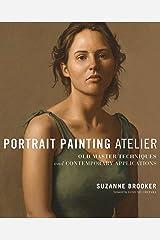 Portrait Painting Atelier Hardcover