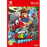 Super Mario Odyssey [Switch Download Code]