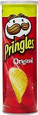 Pringles Potato Crisps Original, 110g
