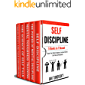 Self Discipline: 5 Books in 1 Boxset: Master Your Mental Toughness, Emotional Control, Self-Talk and Productivity…