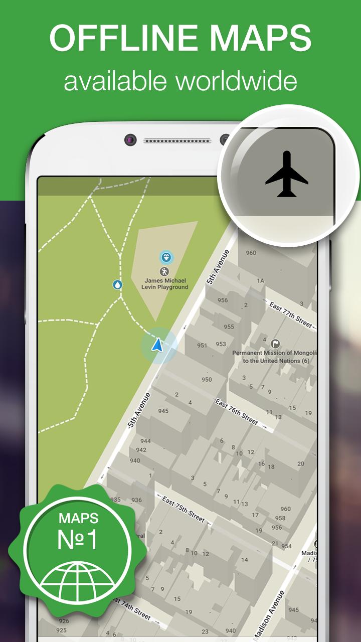 MAPS ME - Offline Maps