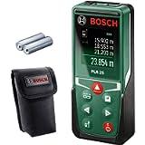 Bosch laser rangefinder PLR 25 +, 0603672501,25 m