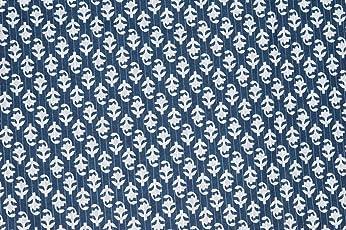 Rajcrafts Indgio Blue Cotton Fabric 2.5 Meter Screen Printed Cotton Fabric Printed In Jaipur, Fabric, Running Fabric, Cotton Fabric, Dress Runnig fabric,Handmade Fabric , Hand block Fabric, Fabric By Meter, Cotton Fabric For men, Cotton fabric for woman