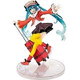 "Taito Original Autumn Clothes 7"" Hatsune Miku Action Figure"