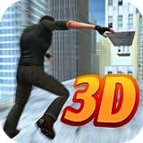 Crazy Parkour: Roof Runner Simulator 3D 2015