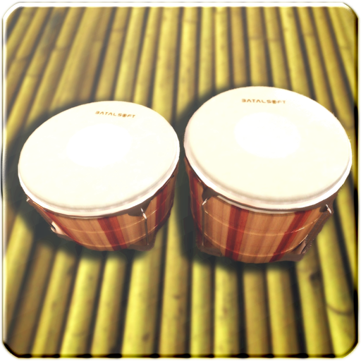 Bongo Drums HD (Ad-supported)