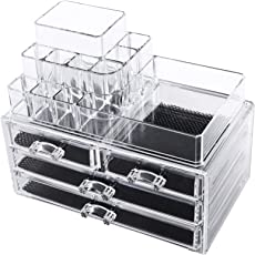 SONGMICS Cosmetic Organizer
