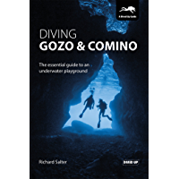 Diving Gozo & Comino:: The essential guide to an underwater playground (Dived Up Guides) (English Edition)